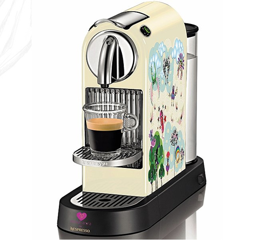 machine nespresso citiz manish arora